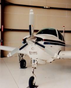 Beechcraft_Bonanza and Debonair_IO-550