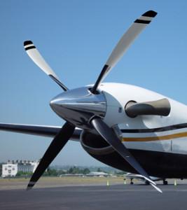 Raisbeck_Hartzell Swept Turbofan Propeller