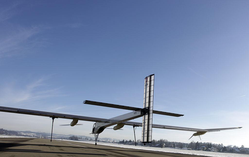 solar experimental aircraft