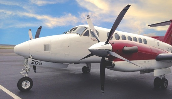Hartzell 5-Blade Composite King Air 350 Prop