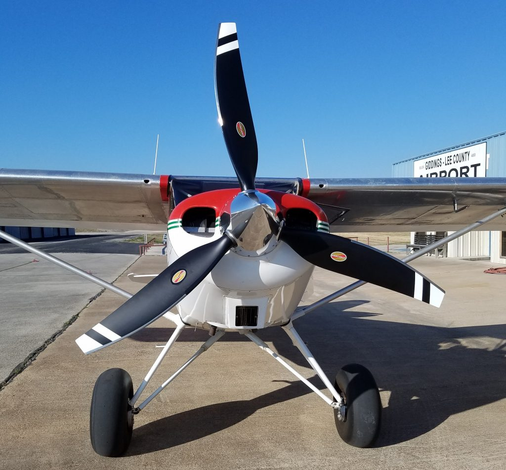 Bearhawk Aircraft Blazes Trails with 3-Blade Hartzell Prop