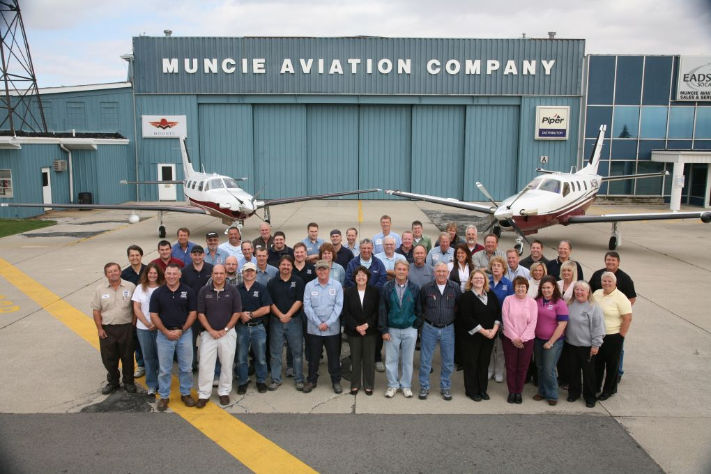 From Barnstormers to Employee Bosses: Inside Muncie Aviation