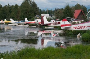 Mount Hood Float Plane Base