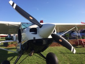 Aviat Husky with Hartzell 2-blade Trailblazer 2