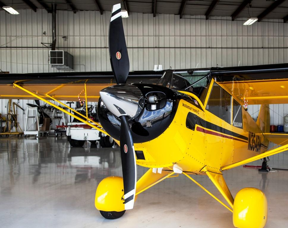 Aviat Husky with Hartzell Trailblazer Propeller