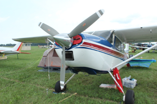 Cessna 185 featured at Oshkosh AirVenture