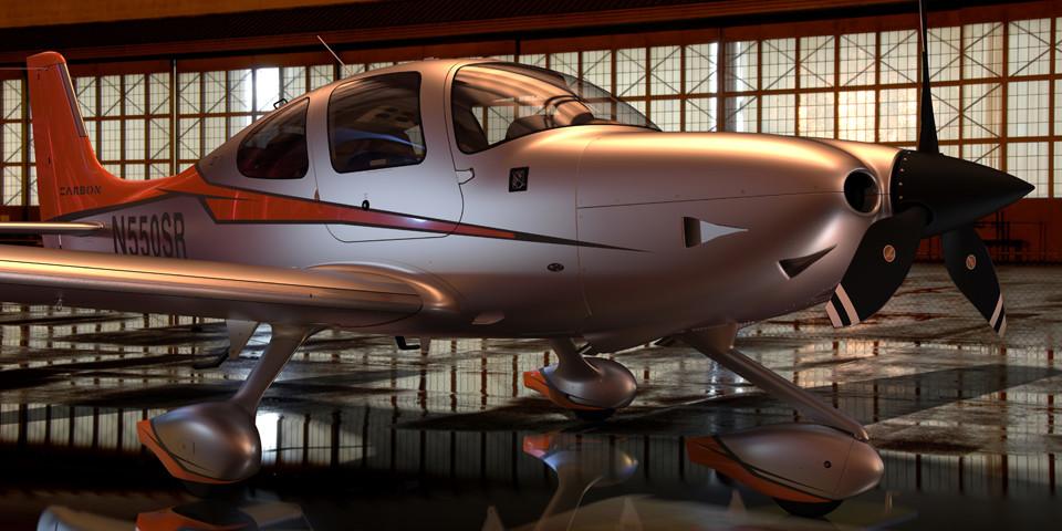 Cirrus Aircraft SR22T