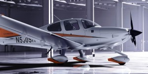 Cirrus SR22 with Hartzell Composite Propeller