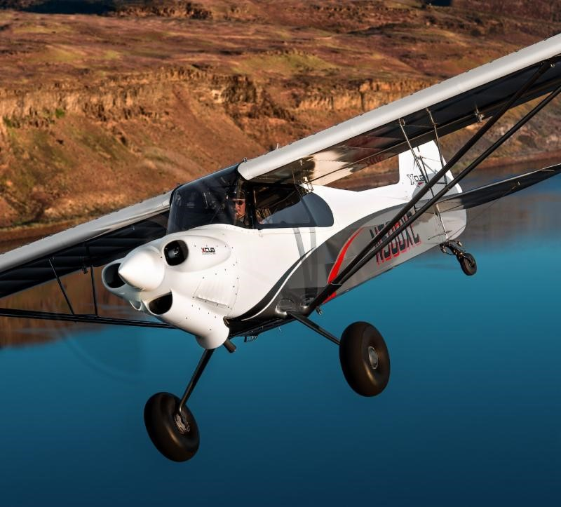 CubCrafters is exclusive launch customer for Hartzell's Pathfinder 3-blade composite prop, optimized for bush flying.