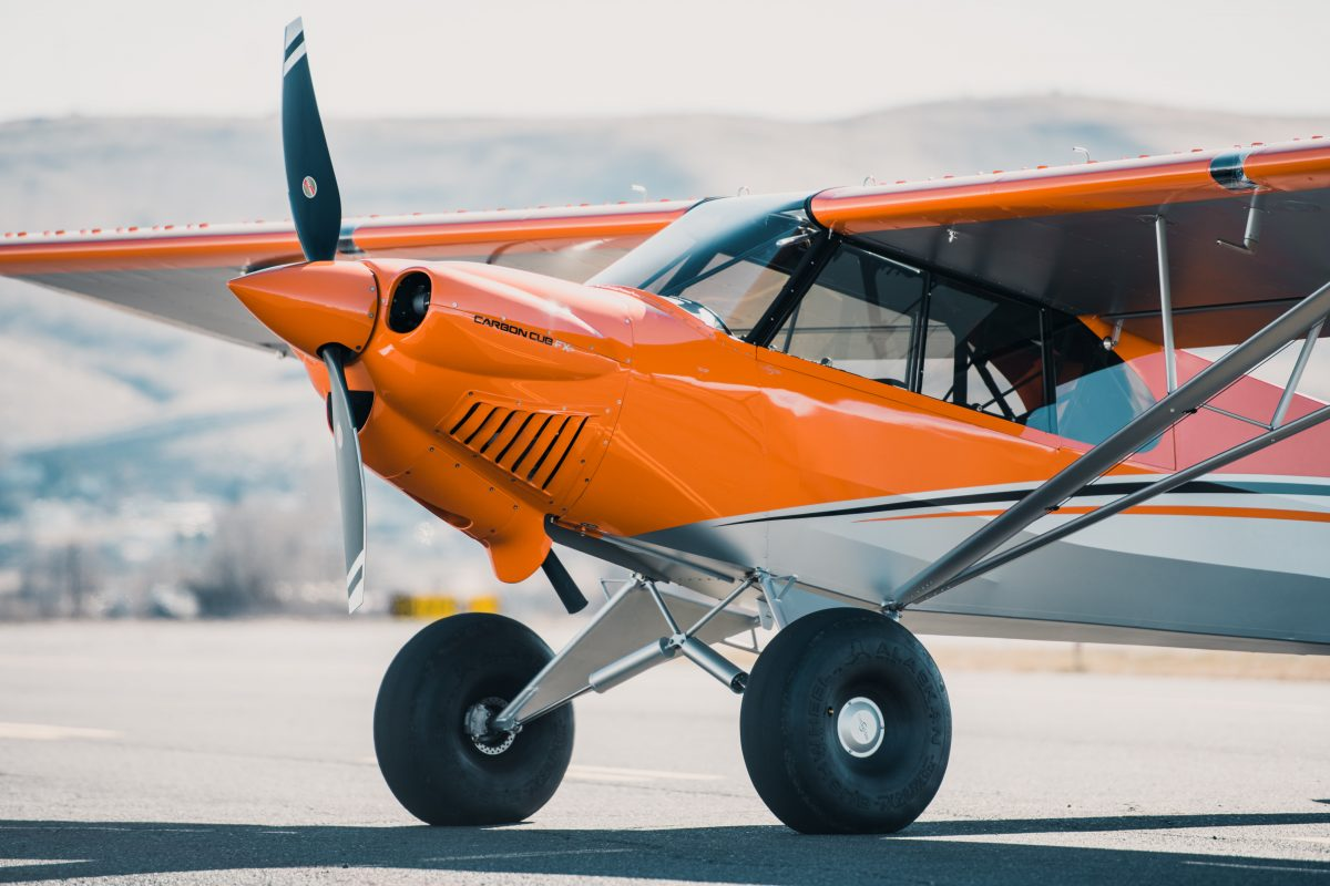 CubCrafters FX-3 with Hartzell Trailblazer propeller