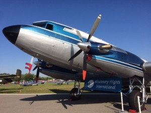DC-3 missionary flights international