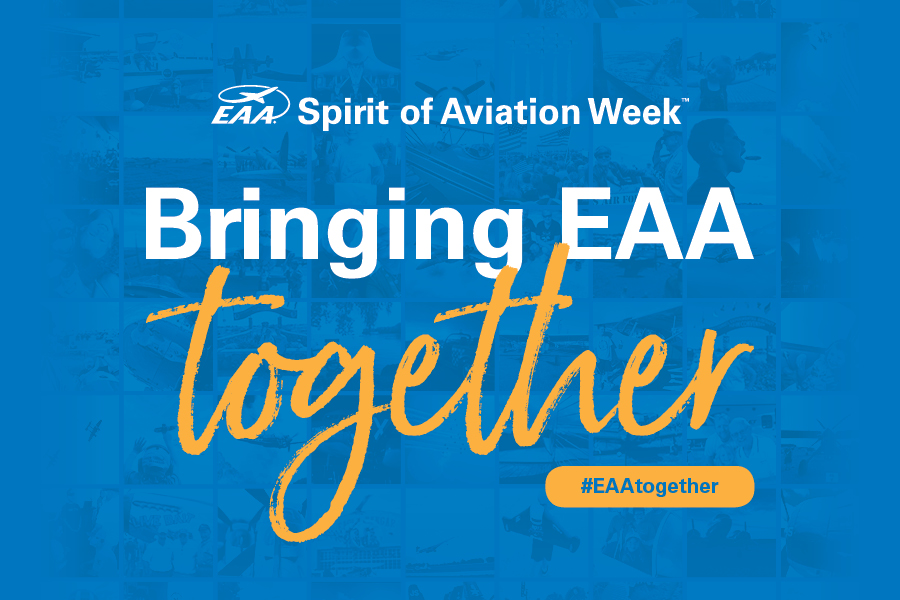 EAA Together Graphic: Bringing EAA Together