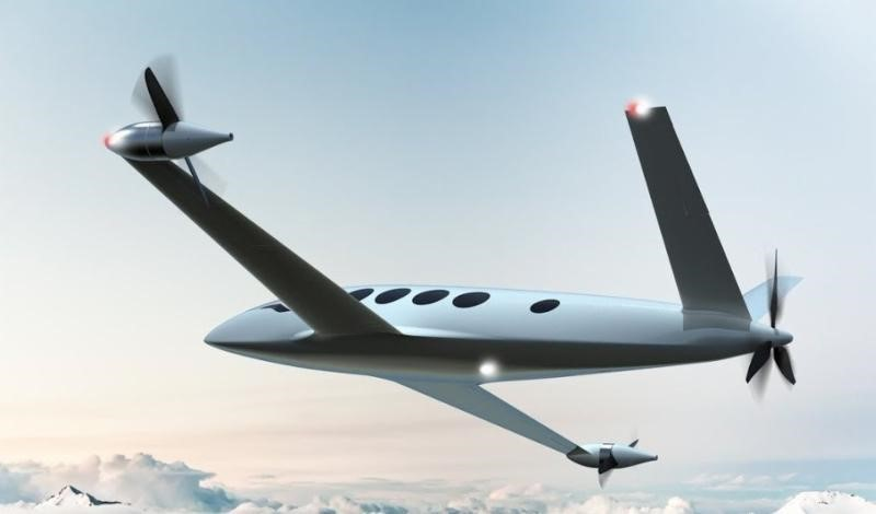 Image of Alice electric aircraft by Eviation Aircraft
