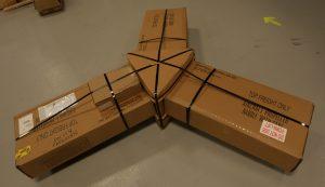 Box with Hartzell Explorer Propeller for RV-14