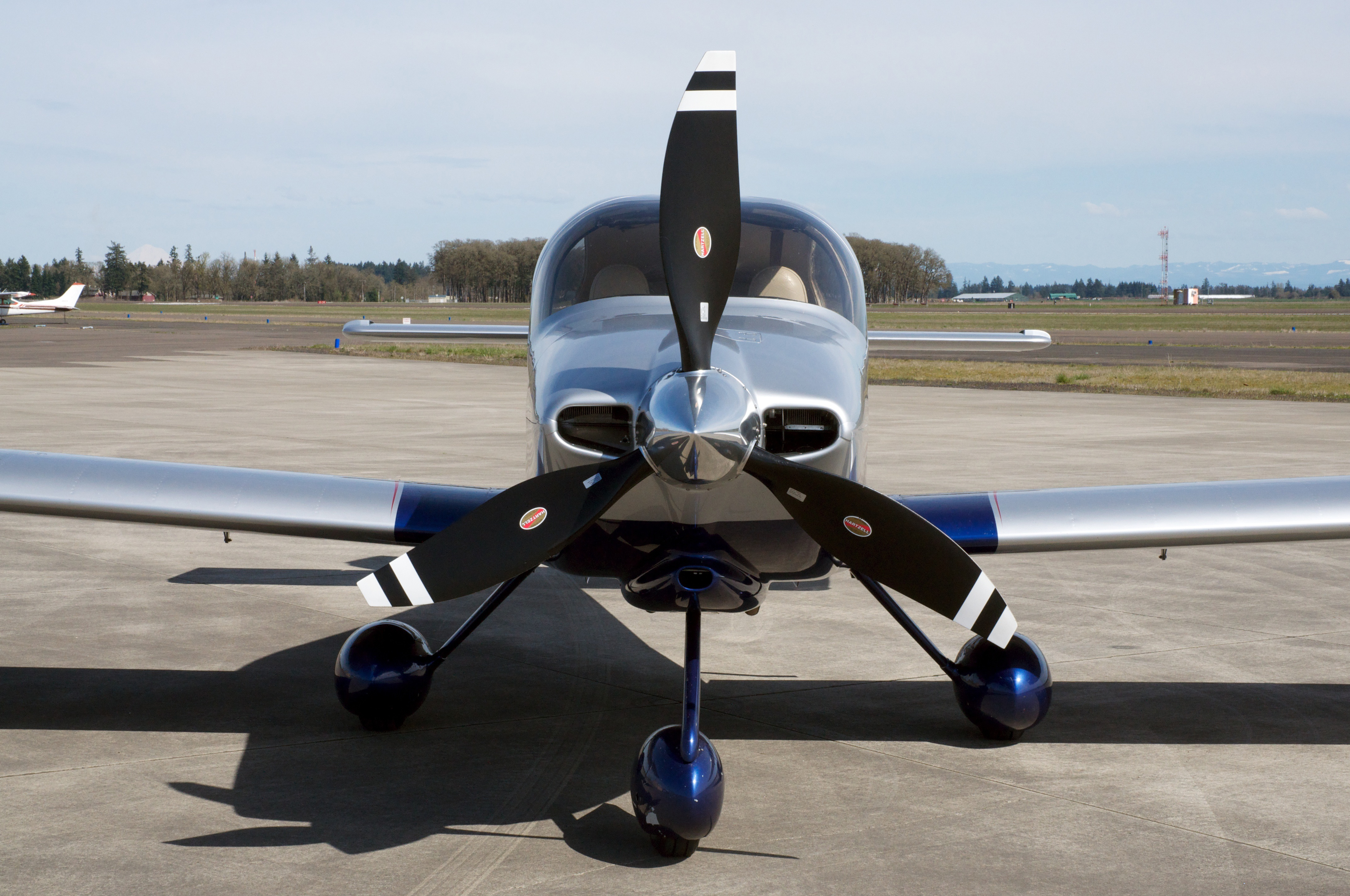 Aircraft Spotlight: Van's RV Series - Hartzell Propeller
