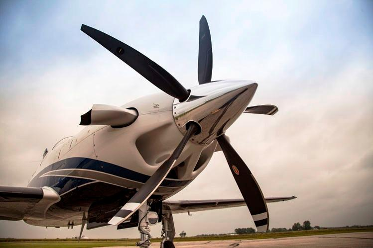 Hartzell 5-Blade Prop for Piper Meridian & M500