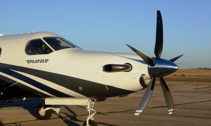 Hartzell Propeller Finnoff Aviation PC-12 Engine Upgrade