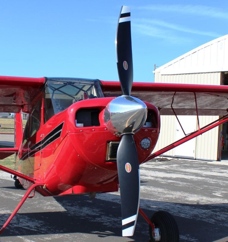 Hartzell Trailblazer Propeller for American Champion Scout