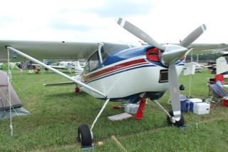 Cessna A185E, F 80