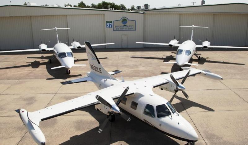 Intercontinental Jet Service Corp., Tulsa, OK