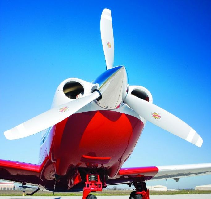 Mooney-Hartzell-Propeller
