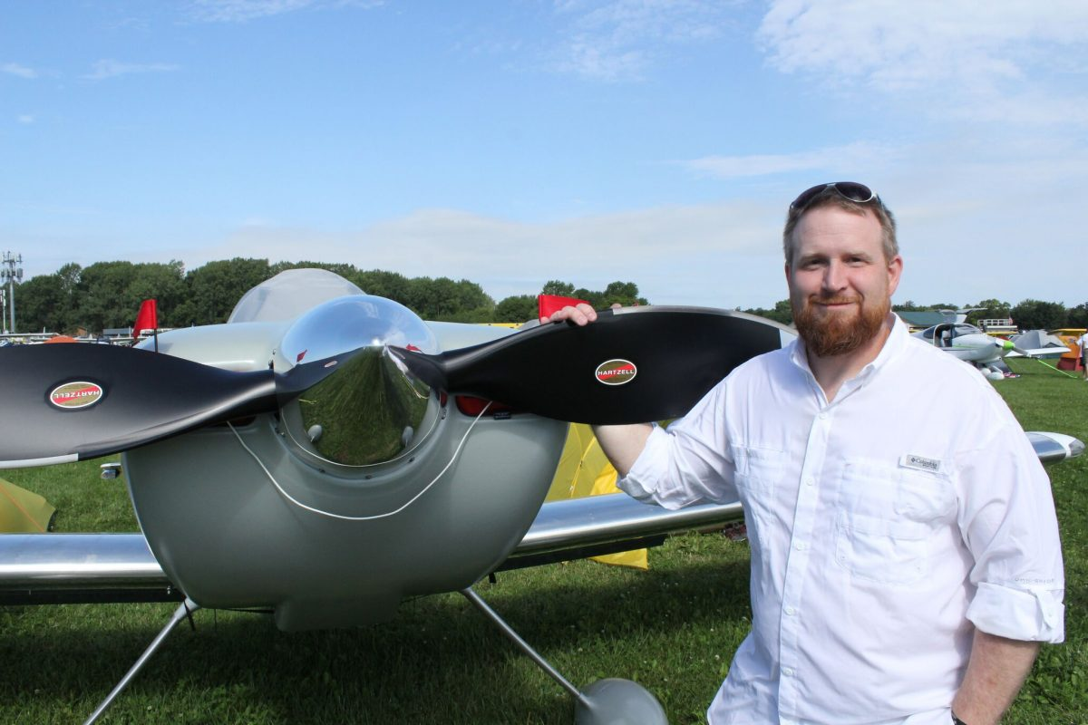 Pilots who love Hartzell aircraft propellers