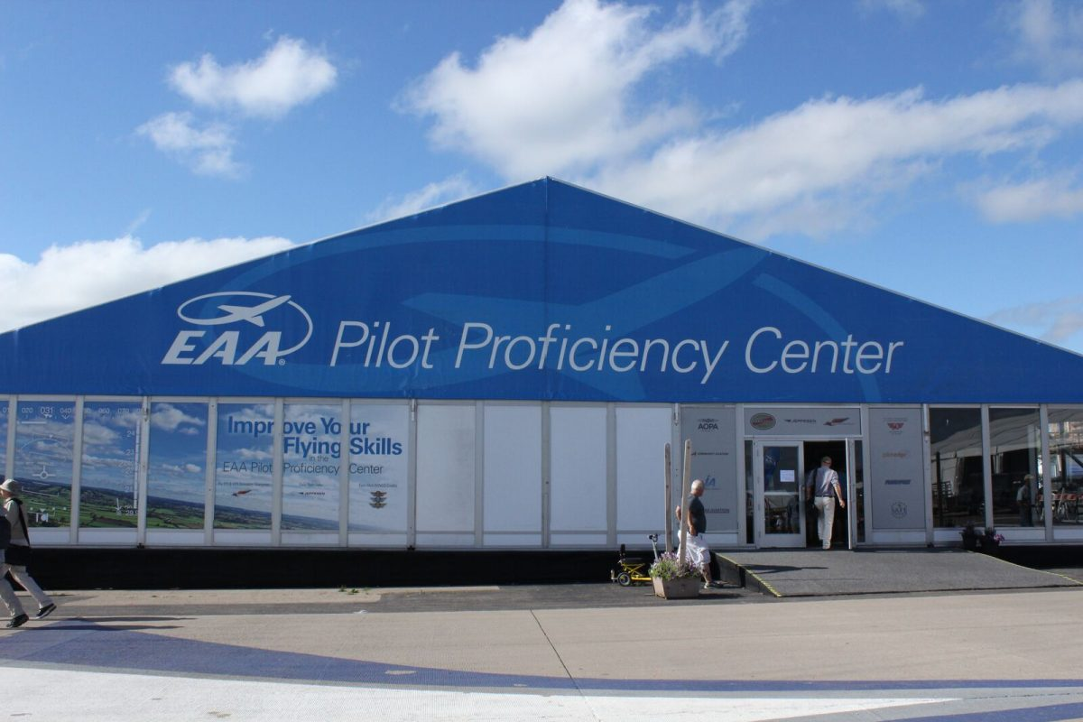 Pilot Proficiency Center at EAA AirVenture Oshkosh