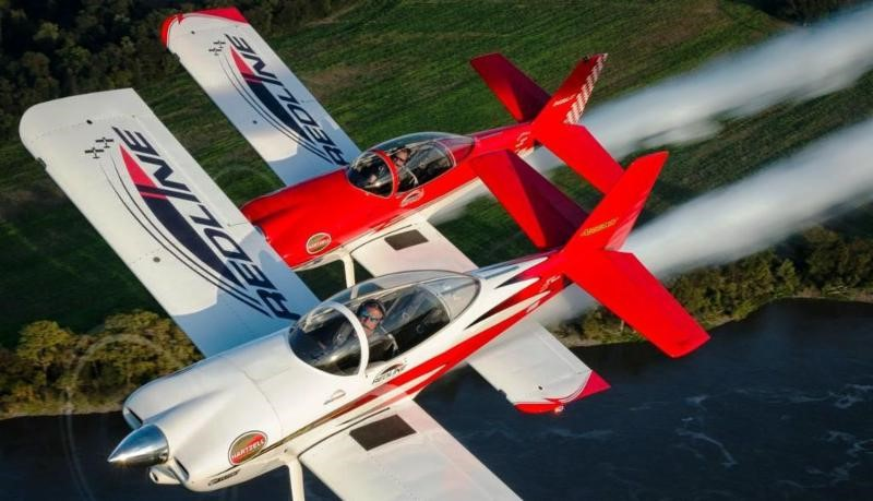 RedLine Air Shows to Perform at EAA AirVenture