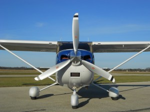 Hartzell Propeller Introduces New 3-Blade Scimitar Top Prop