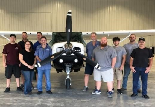 Texas Aircraft Propeller and Accessories Crew