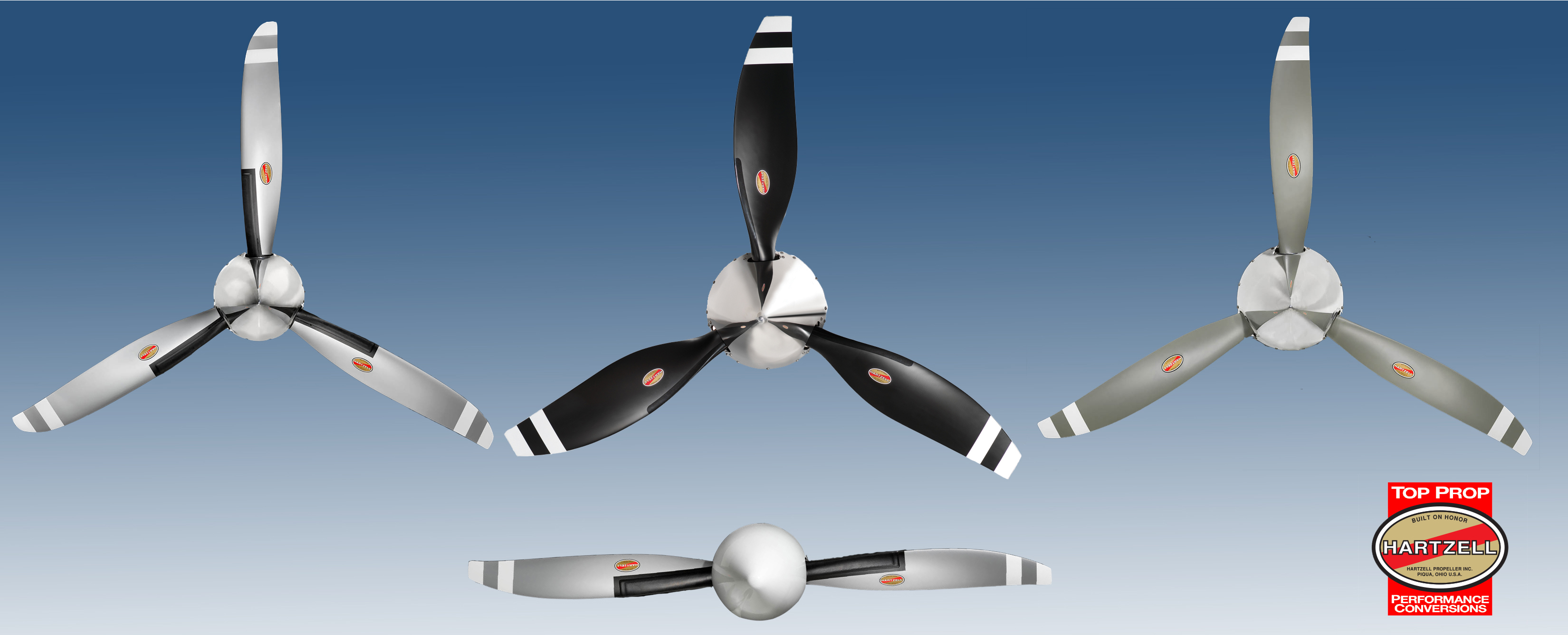 Constant Speed Propeller : Hartzell s top prop™ number ready to take the