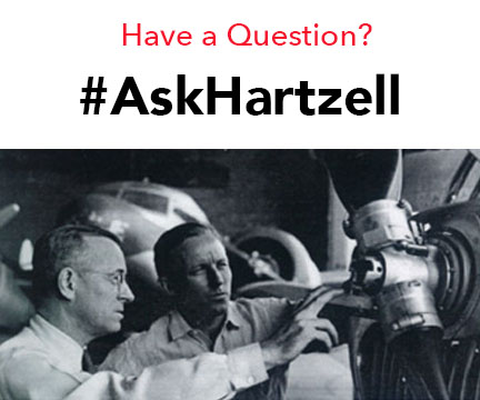 ask hartzell graphic