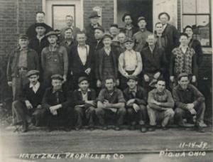hartzell team 1939