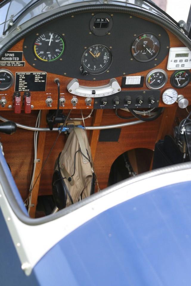 Altitude - vintage aircraft