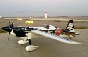 Edge 540 Abu Dhabi Air Race